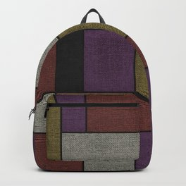 Mondrian #80 Backpack