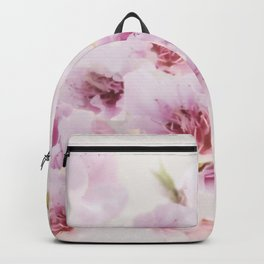 Blossoms greet spring Backpack