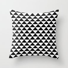Top - that´s where we are! Throw Pillow