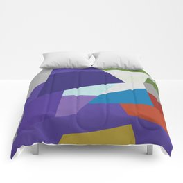Captured Euphoria Comforters