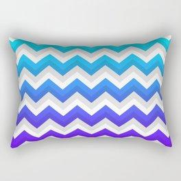 Chevrons V Rectangular Pillow