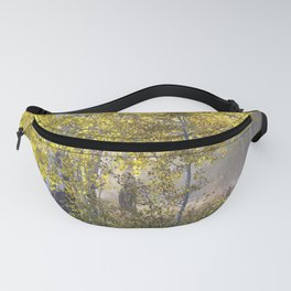 Through the Aspen Forest Fanny Pack