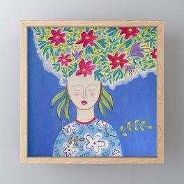 spring within Framed Mini Art Print