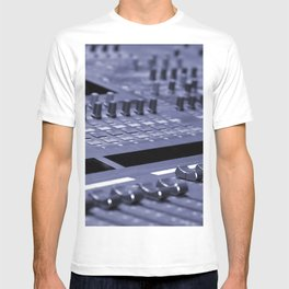 Mixing Console T-shirt