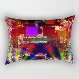 fire gate IV Rectangular Pillow