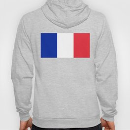 Flag of France, Authentic color & scale Hoody