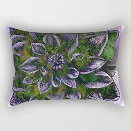 Flower V.5 Rectangular Pillow