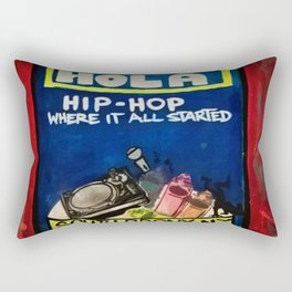 Hola Rectangular Pillow