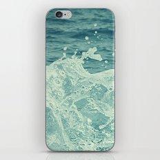 The Sea III. iPhone & iPod Skin