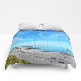 Big Blue Calm Comforters