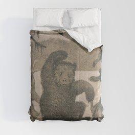 Theodor Kittelsen Dans i Maaneglans Comforters