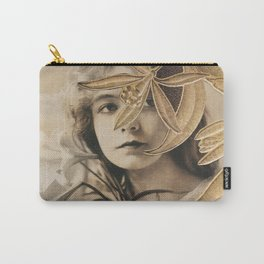 The Gilded Lillian Carry-All Pouch