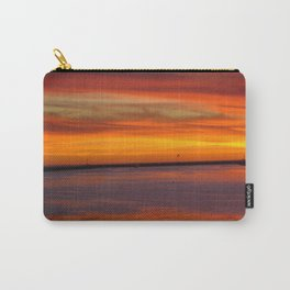 Westside Sunset Carry-All Pouch