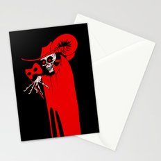 The Masque of the Red Death Stationery Cards