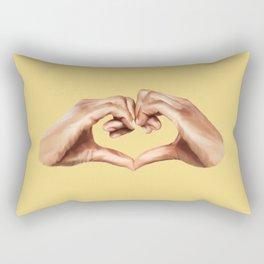 Mellow Love Rectangular Pillow
