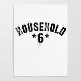 Household 6 - Slang - Military Home Command - Poster