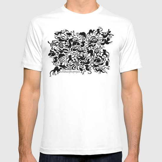 Creative Pet Project 001 T-shirt