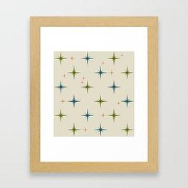 Slamet Framed Art Print