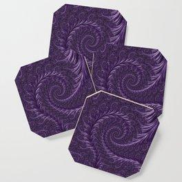 Deep Purple Coaster