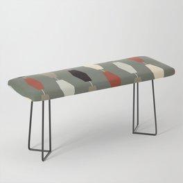 Colima - Gray Bench