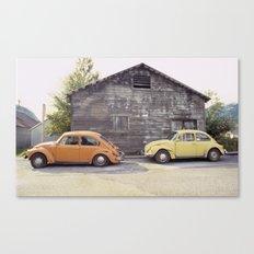 Skagway Alaska Scene Canvas Print
