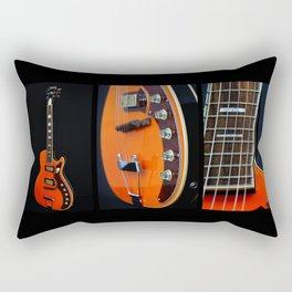 Harmony H 49 Stratotone Jupiter 1963 Rectangular Pillow