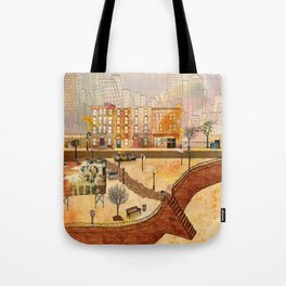 Brooklyn Tote Bag