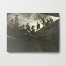Pit of Redemption Metal Print