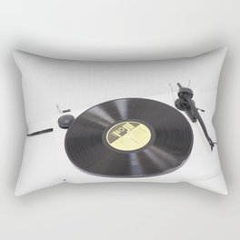 For the record Rectangular Pillow