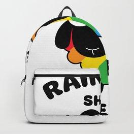 Lgbt Shirt Backpack