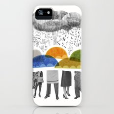 cloudy days for uppercase mag Slim Case iPhone (5, 5s)