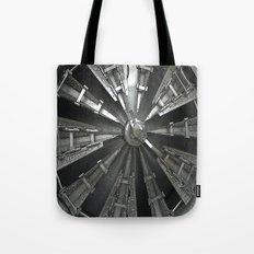 Raw Power Tote Bag
