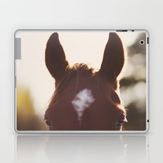 I'm all ears. Laptop & iPad Skin