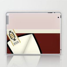 Kirk - TMP -Open - Minimalist Star Trek TMP - James T Kirk - startrek trektangles Wrath of Khan 1701 Laptop & iPad Skin