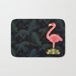 Flamingo Badematte