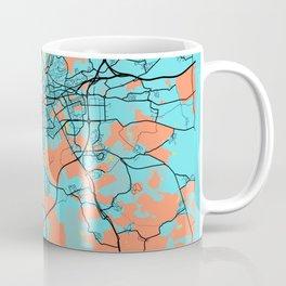 Milan - Italy Gloria City Map Coffee Mug