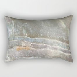 Stormy day abalone Rectangular Pillow