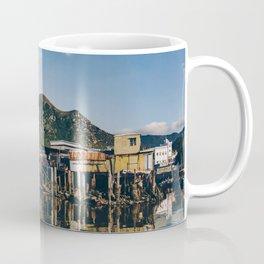 Stilt Houses in Tai O Coffee Mug