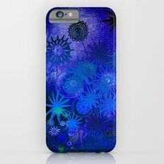 night flower magic iPhone 6s Slim Case