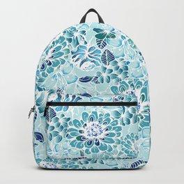 Floral Graden Backpack