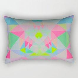 Trance Dance Rectangular Pillow