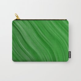 stripes wave pattern 1 depi Carry-All Pouch