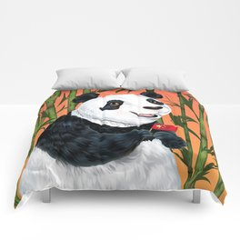 Giant Panda Comforters