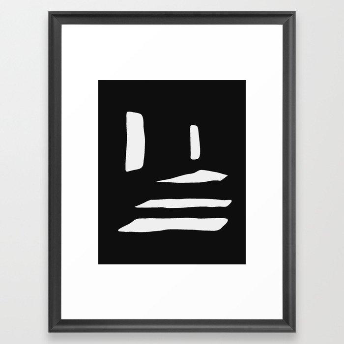 Steps To Light Gerahmter Kunstdruck
