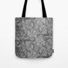 Pattern psychedelia Tote Bag