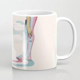 Bicolor World Coffee Mug