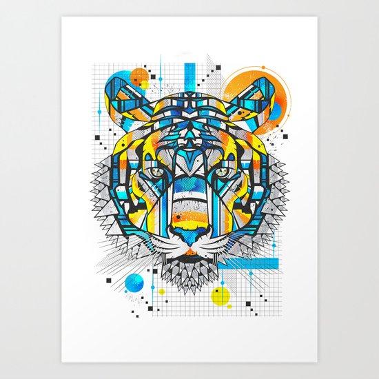 71g3r Art Print