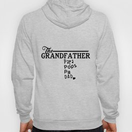 The Grandfather Hoody