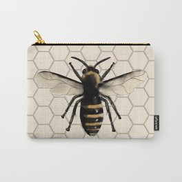 Bee Business Carry-All Pouch