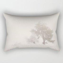 the magic of winter ...  Rectangular Pillow